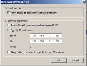 VPN connection Figure 5
