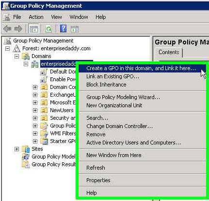 How to add Domain users to local Remote Desktop Users from Group Policy