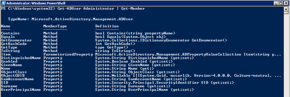 Find Expired Accounts in Active Directory using Powershell