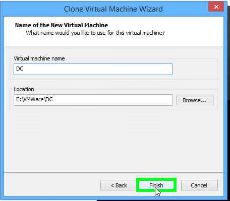 how to join a domain on a virtual machine