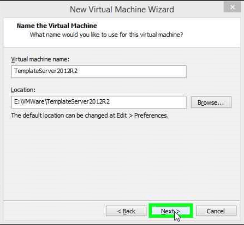 Preparing Windows Templates for VMWare vSphere Lab