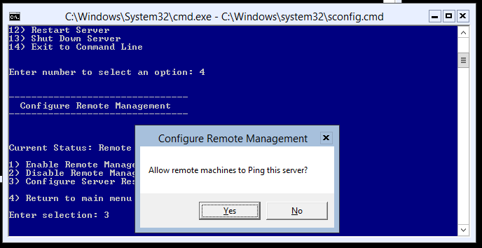 How to Assign Static IP Address - Server 2012R2