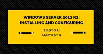 Exam 70-410 Objective 1.1 - Install Servers