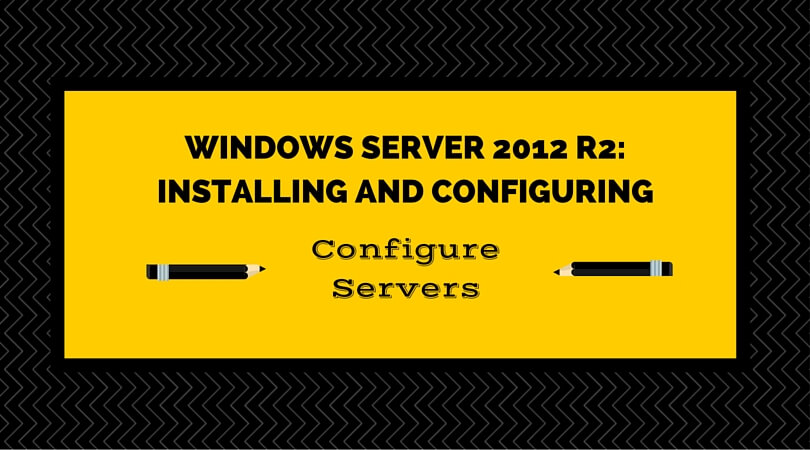 1 installing and configuring servers Part 1: install/setup and configure chef server/workstation/node on centos/rhel 64 this article will guide you through the installation and configuration steps of chef server/workstation/node on centos/rhel 64 the procedure mentioned in this tutorial is tested on: os centos 64.