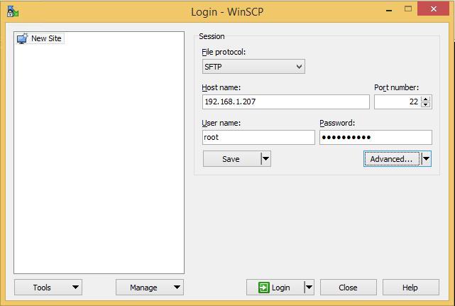 Onyx vSphere Web Client