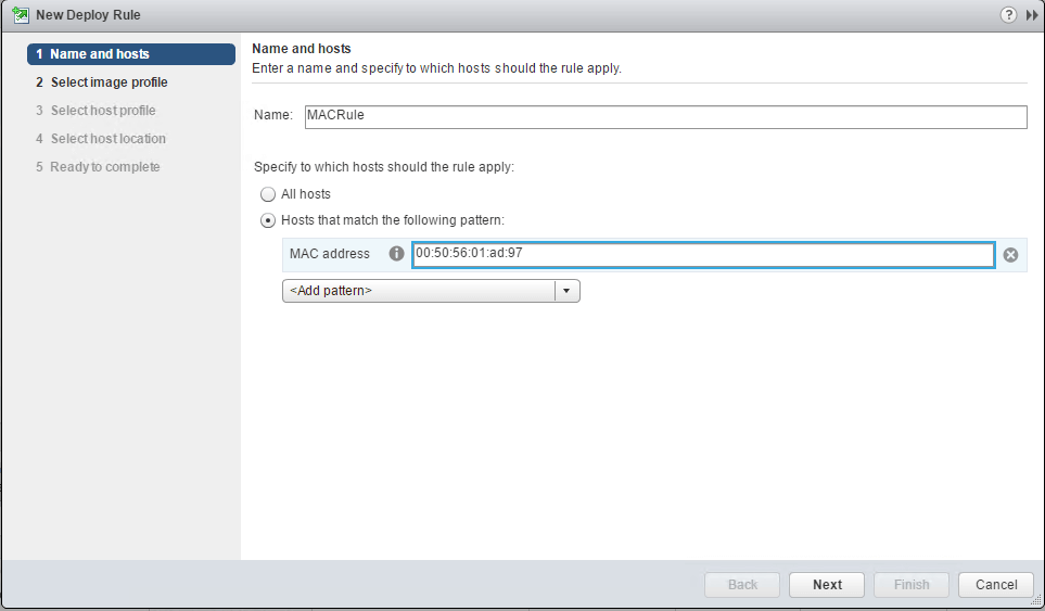 vSphere 6.5 - Auto Deploy on vCenter Server 6.5