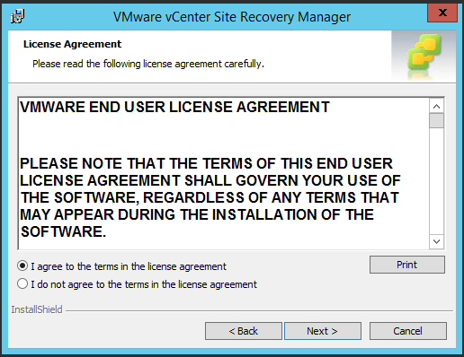 VMware Site Recovery Manager 6.5