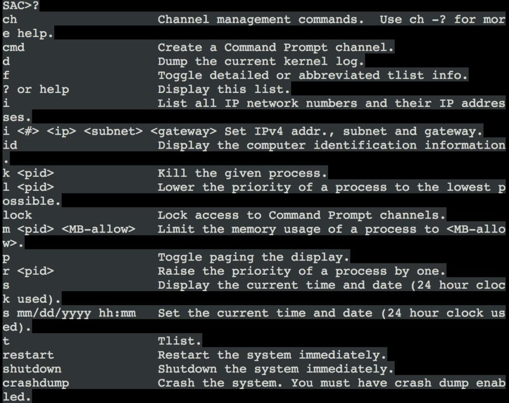 Azure Virtual Machine Serial Console - Troubleshoot VMs